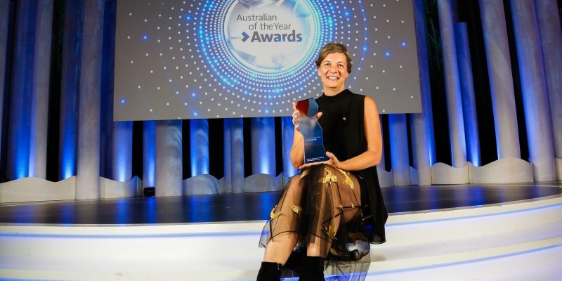 Michelle Simmons Australian of the Year 2018