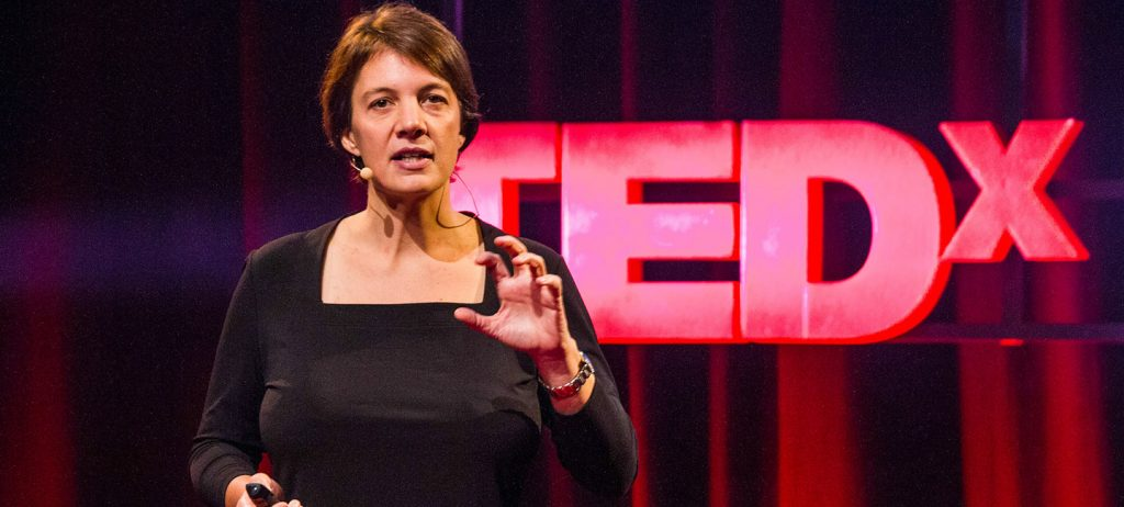 Michelle Simmons TedX