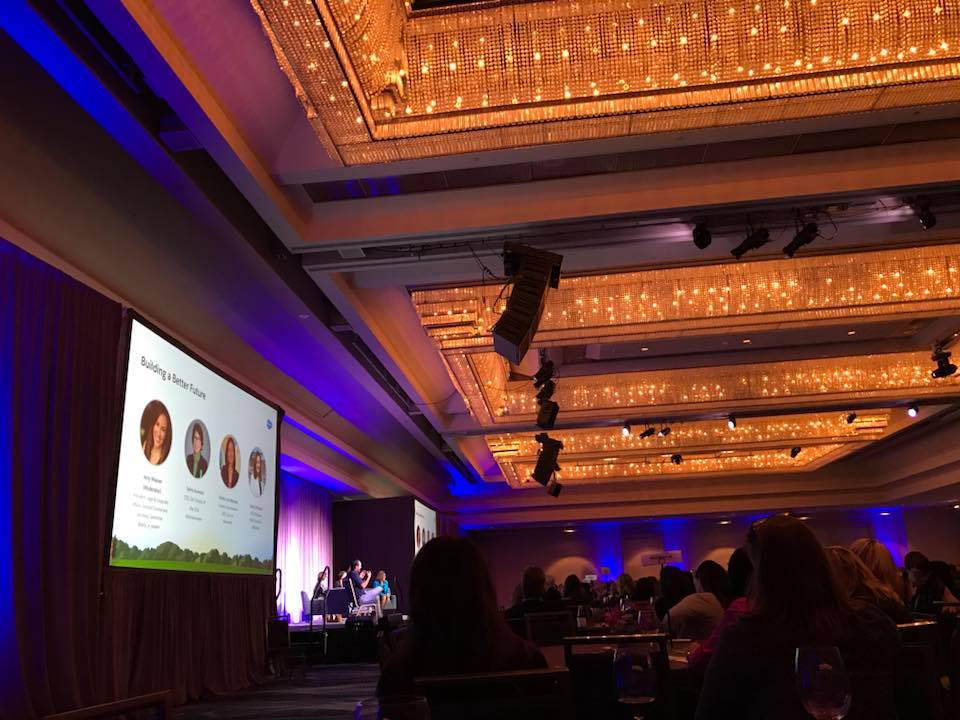 Salesforce Women's Network event at Dreamforce 2018