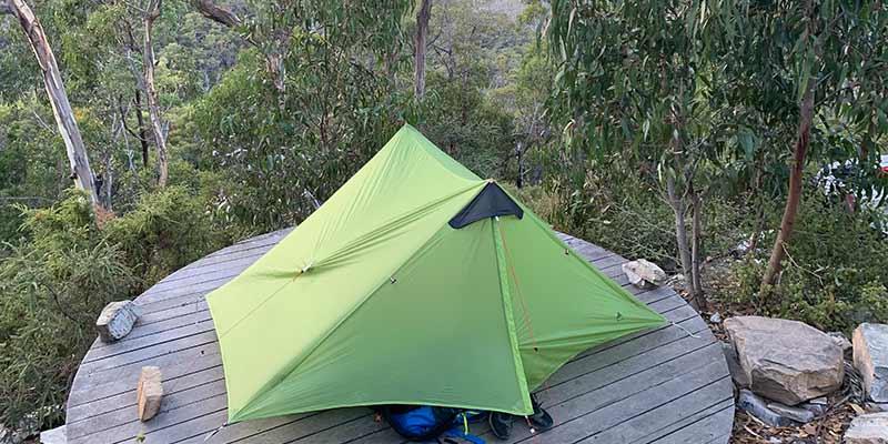 Tent Bugiga Huts