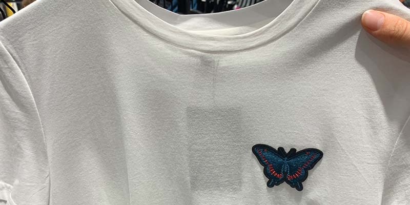 butterfly tshirt the universe has your back