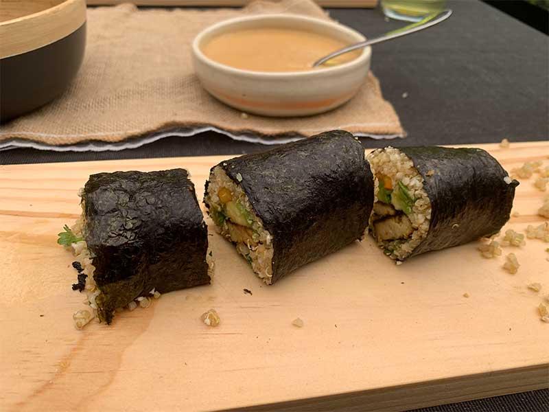 burbury wholefoods sushi