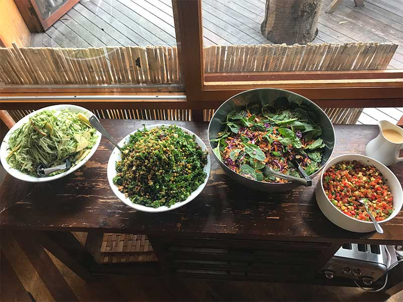 Billabong retreat burbury wholefoods