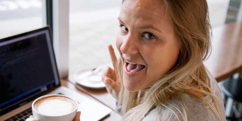 Jill Kennedy loves her career in tech