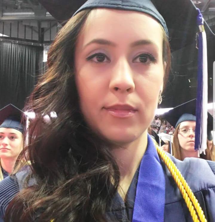 Diana Yamaletdinova Graduation