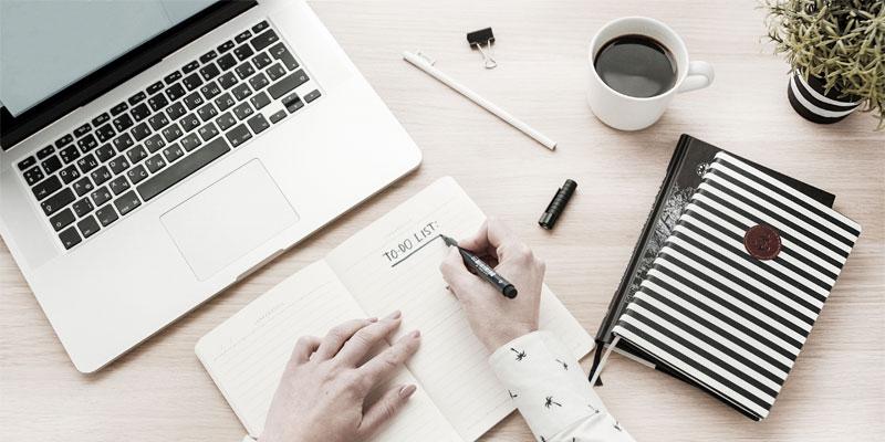 laptop goal planning