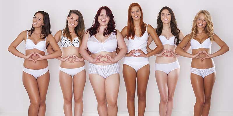 Girls body love