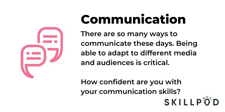 Skillpod Communication