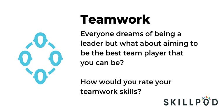 Skillpod Teamwork