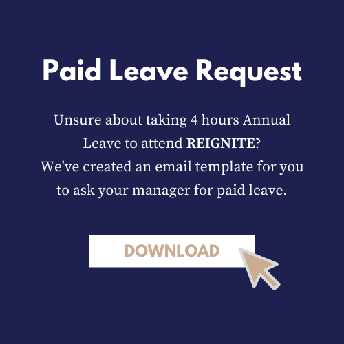 REIGNITE paid leave request